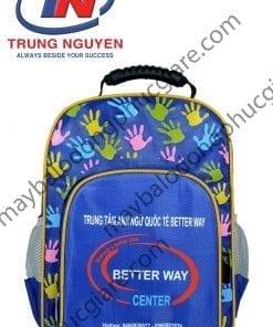 Hướng dẫn may balo đi học