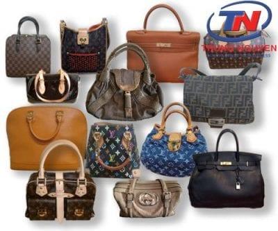 Các loại túi xách hàng hiệu