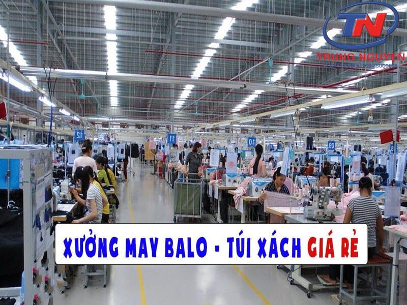 Công ty Sản xuất Balo – Túi xách Trung Nguyên